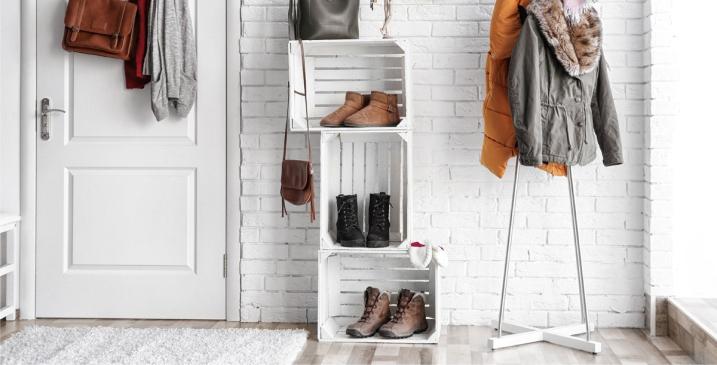 Обувницы для прихожей схема