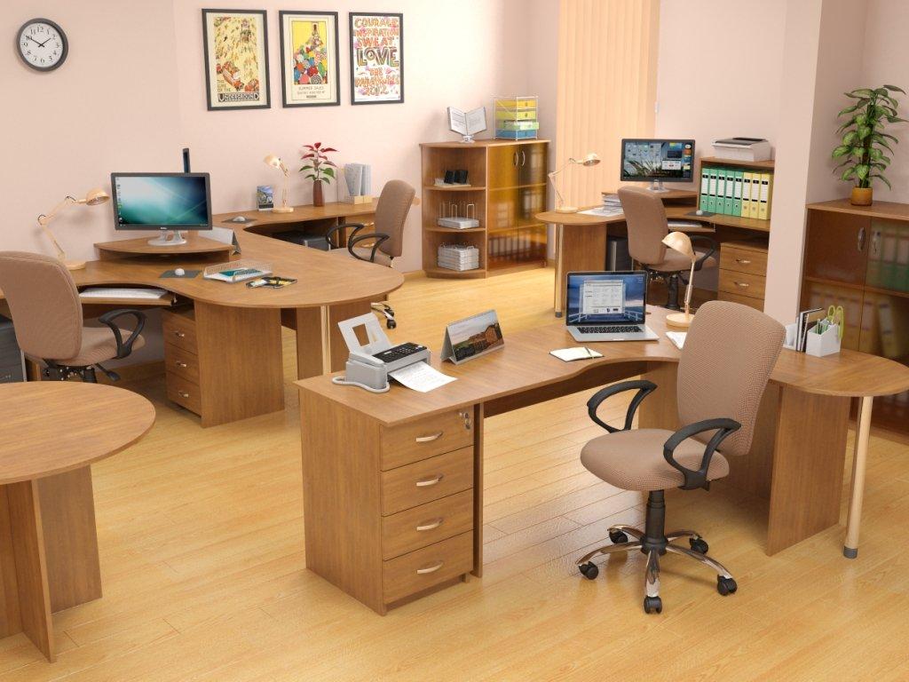 фото офисной мебели