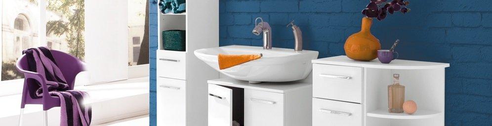 фото синей ванной комнаты
