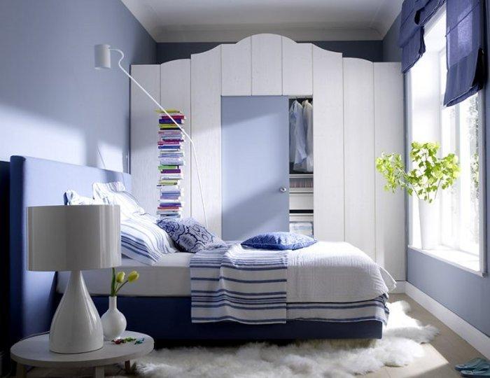 мебель в маленькую спальню фото