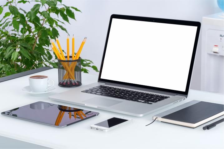 угловой компьютерный стол фото